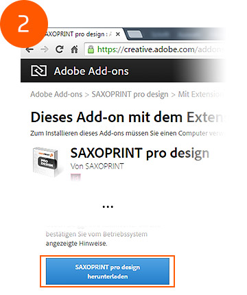 SAXOPRINT® pro design - unser innovatives Adobe InDesign Add-on