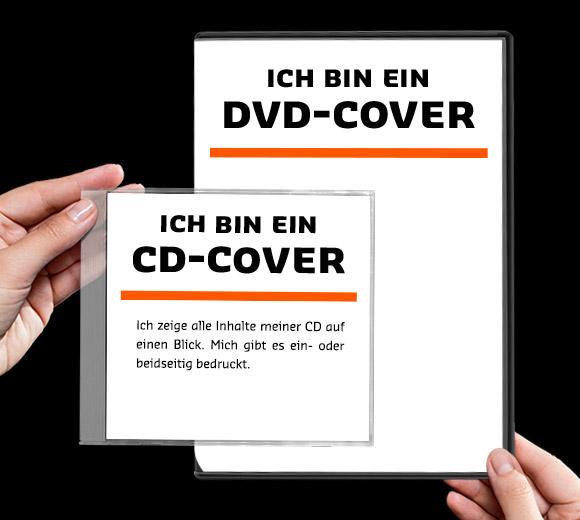 Dvd Cover Drucken