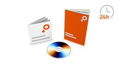 Zur Kalkulationsseite Overnight CD- und DVD-Booklets