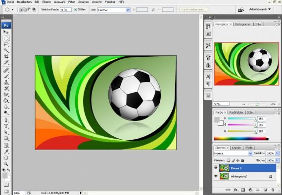 Tutorial Ebenenmasken Im Photoshop Saxoprint Blog