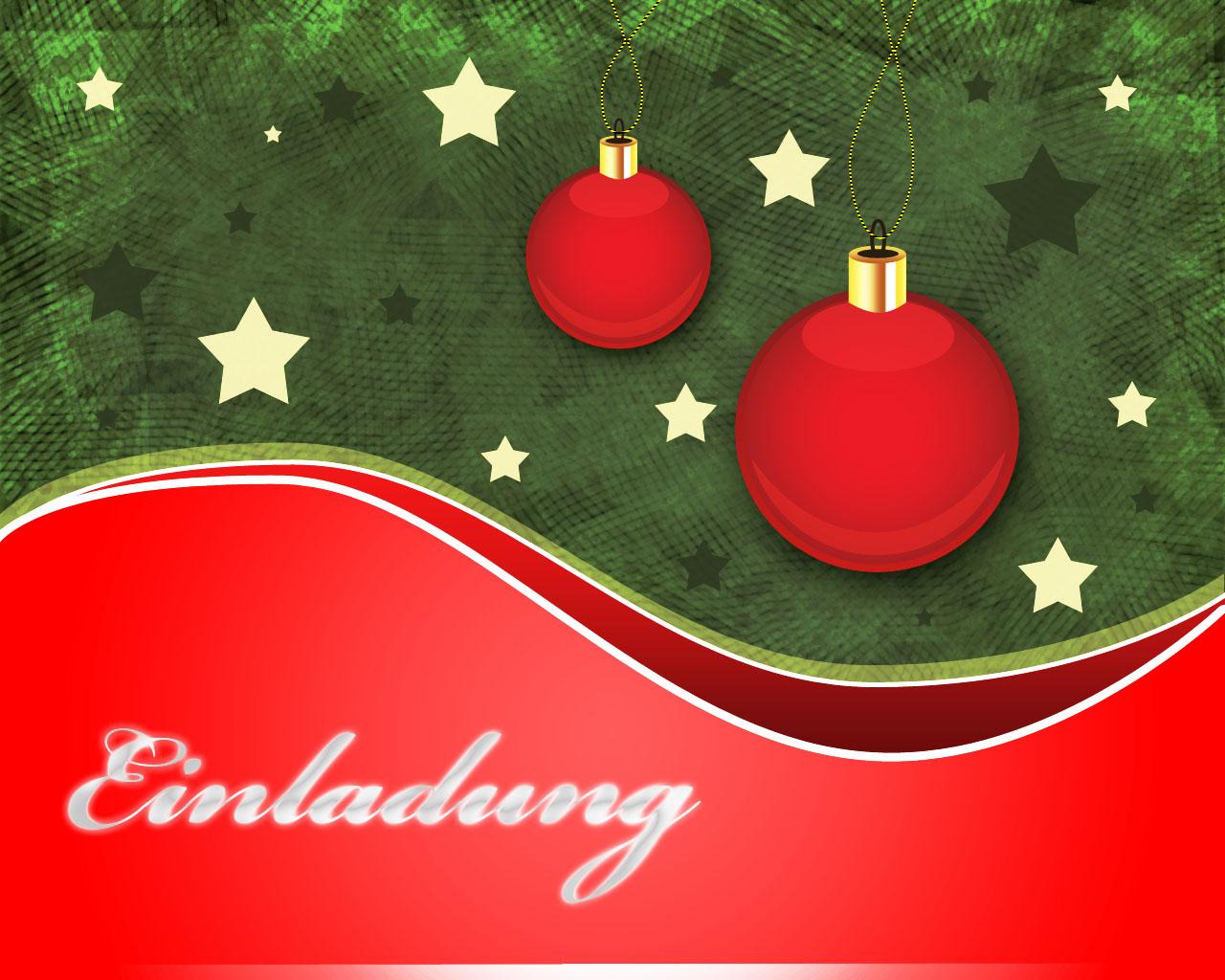 Tutorial: Einladung zur Weihnachtsfeier gestalten » Saxoprint-Blog