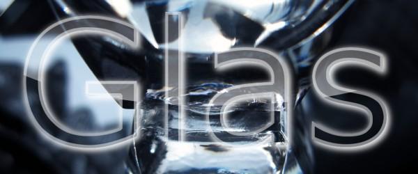 Freitagstutorial: Glasschrift mit GIMP
