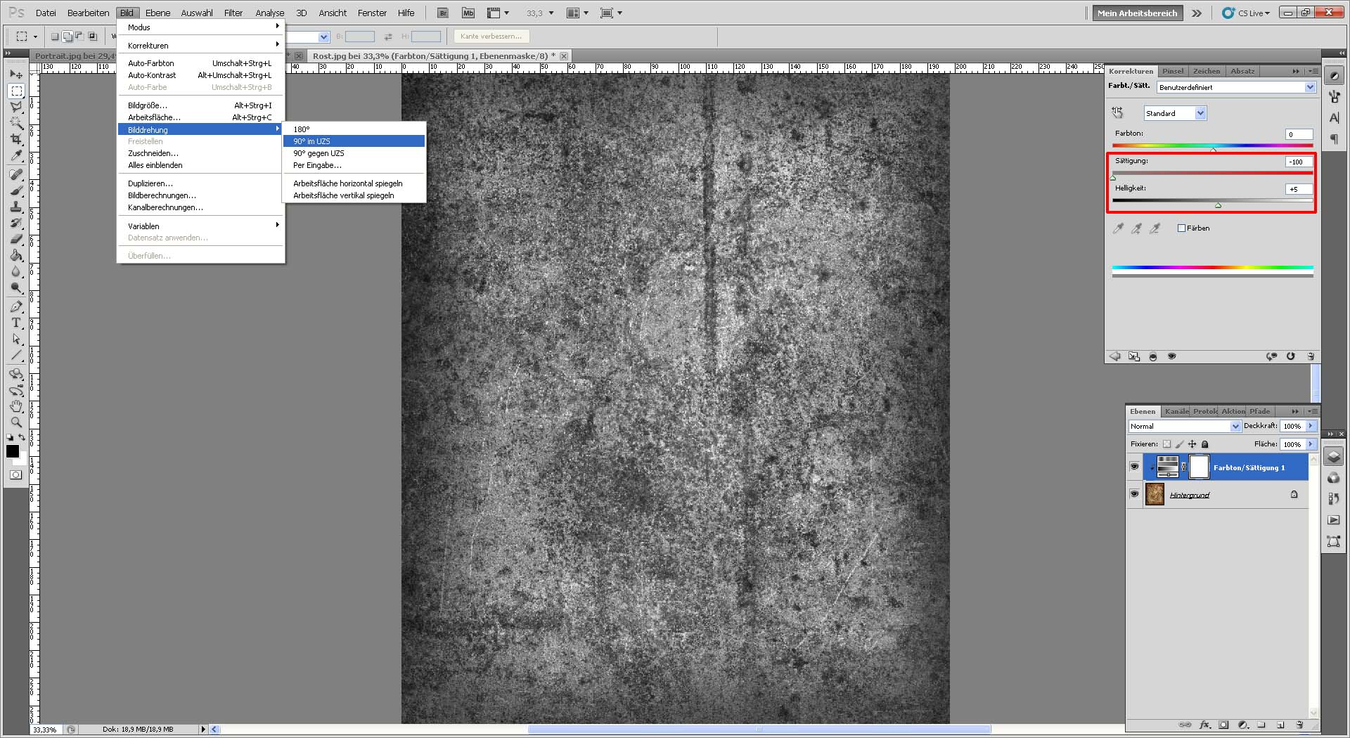 Tutorial: Fotos mit Rahmen in Photoshop erstellen » Saxoprint-Blog