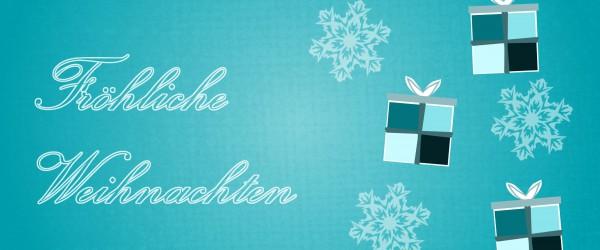 Freitagstutorial: Weihnachtskarte in GIMP