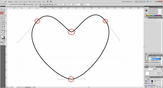 Freitagstutorial: Happy Valentine (6)
