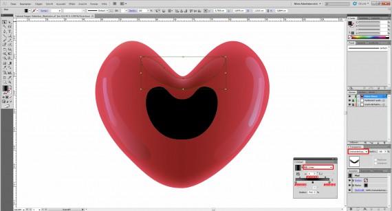 Freitagstutorial: Happy Valentine (14)