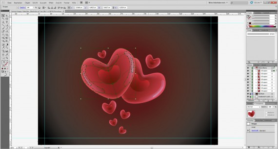 Freitagstutorial: Happy Valentine (17)