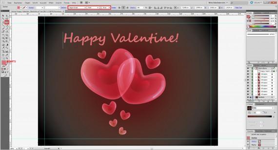 Freitagstutorial: Happy Valentine (19)