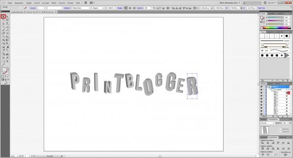 Freitagstutorial: Explodierender 3D-Text (6)