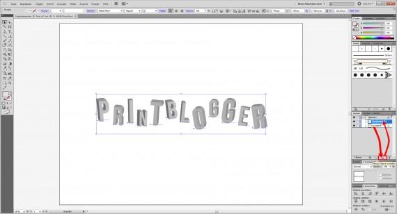 Freitagstutorial: Explodierender 3D-Text (9)