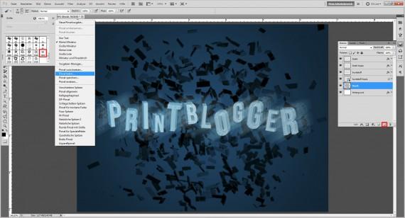 Freitagstutorial: Explodierender 3D-Text (19)