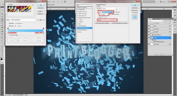 Freitagstutorial: Explodierender 3D-Text (20)