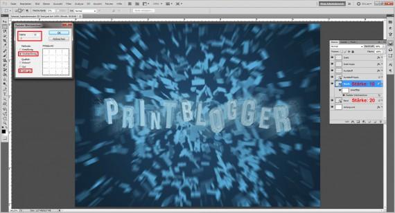 Freitagstutorial: Explodierender 3D-Text (21)