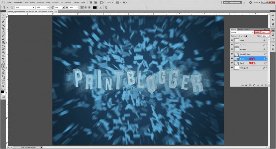 Freitagstutorial: Explodierender 3D-Text (22)