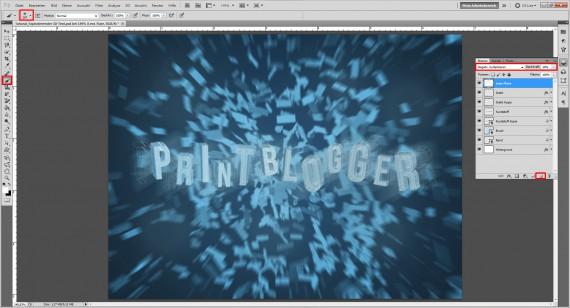 Freitagstutorial: Explodierender 3D-Text (23)