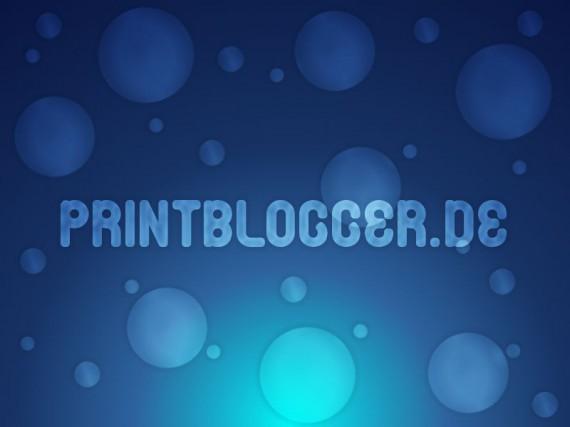 Freitagstutorial: Seifenblasentext in Gimp