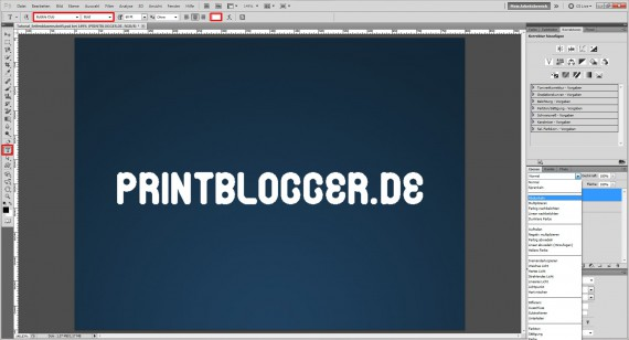 Freitagstutorial: Seifenblasen-Text in Adobe Photoshop gestalten (2)