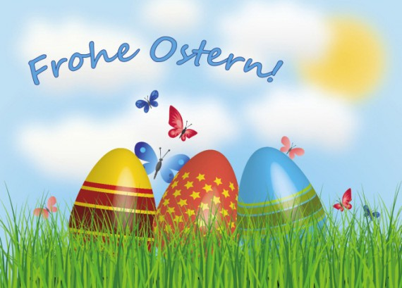 Freitagstutorial: Oster-Grußkarte