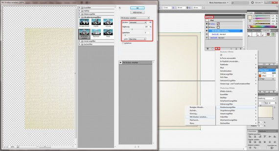 Freitagstutorial: Retro-Visitenkarte in Adobe Illustrator (3)