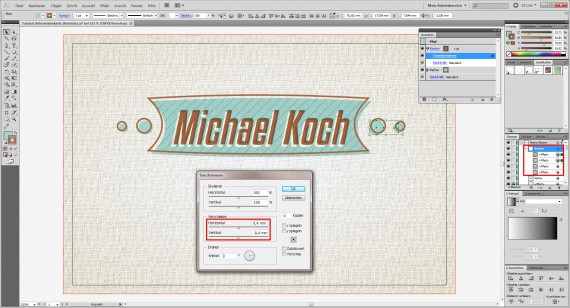 Freitagstutorial: Retro-Visitenkarte in Adobe Illustrator (14)