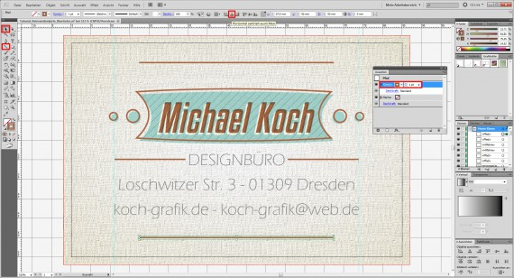 Freitagstutorial: Retro-Visitenkarte in Adobe Illustrator (17)