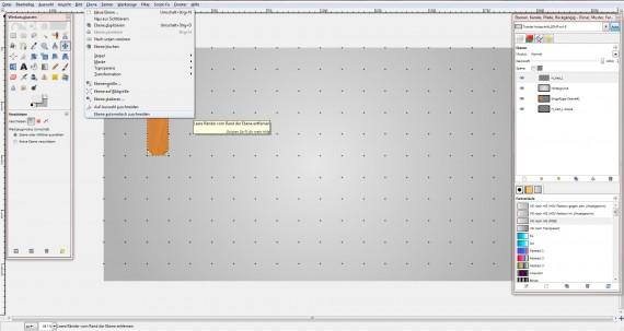 Freitagstutorial: Holz – Texteffekt in GIMP (10)