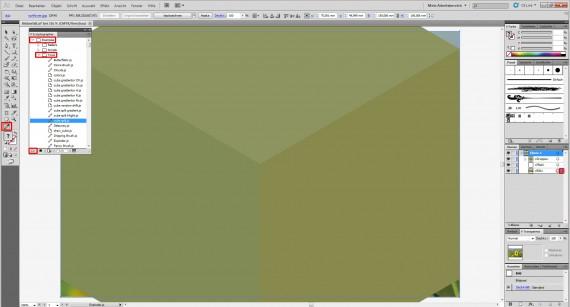 Freitagstutorial: Bildzerfall in Illustrator (4)