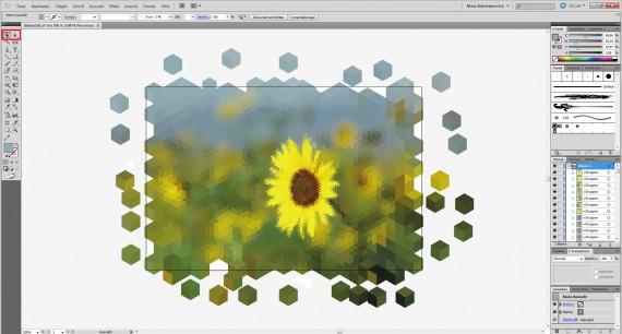 Freitagstutorial: Bildzerfall in Illustrator (10)