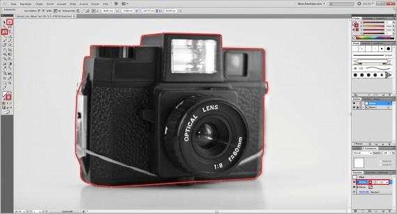 Freitagstutorial: Foto-Skizze in Adobe Illustrator (3)