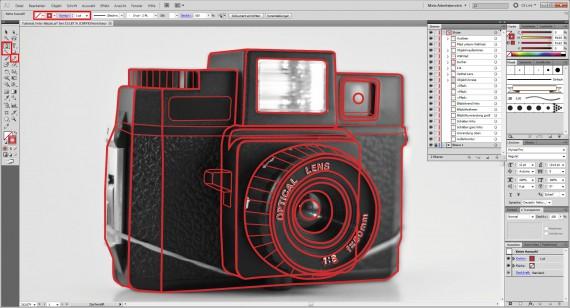 Freitagstutorial: Foto-Skizze in Adobe Illustrator (8)