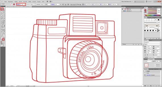 Freitagstutorial: Foto-Skizze in Adobe Illustrator (9)
