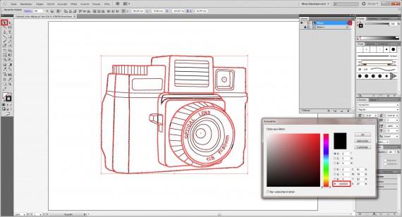 Freitagstutorial: Foto-Skizze in Adobe Illustrator (13)