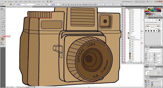 Freitagstutorial: Foto-Skizze in Adobe Illustrator (18)