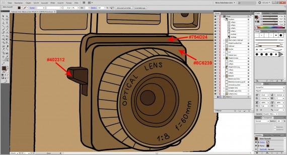 Freitagstutorial: Foto-Skizze in Adobe Illustrator (19)