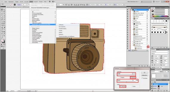 Freitagstutorial: Foto-Skizze in Adobe Illustrator (20)