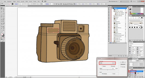 Freitagstutorial: Foto-Skizze in Adobe Illustrator (21)
