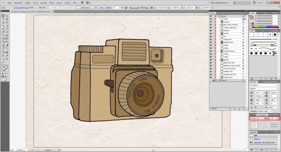 Freitagstutorial: Foto-Skizze in Adobe Illustrator (23)