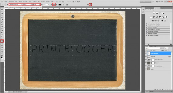 Freitagstutorial: Kreide-Schrift in Adobe Photoshop (5)