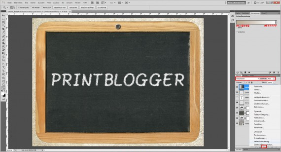 Freitagstutorial: Kreide-Schrift in Adobe Photoshop (10)