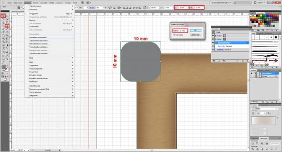 Freitagstutorial: Kreidetafel-Postkarte in Adobe Illustrator (9)