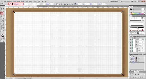 Freitagstutorial: Kreidetafel-Postkarte in Adobe Illustrator (21)