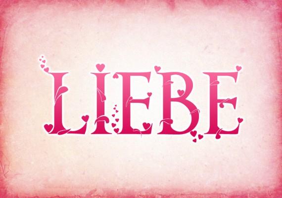 Freitagstutorial: Liebes-Poster