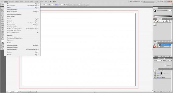 Freitagstutorial: Muster-Visitenkarte in Adobe Illustrator (1)
