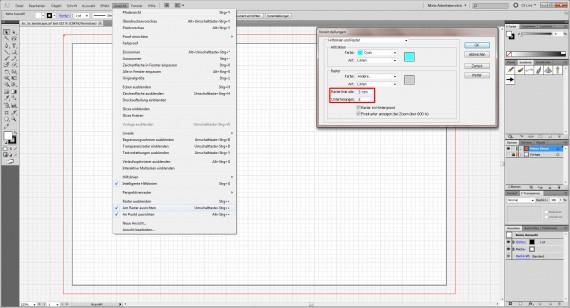 Freitagstutorial: Muster-Visitenkarte in Adobe Illustrator (2)