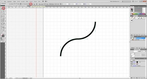 Freitagstutorial: Muster-Visitenkarte in Adobe Illustrator (6)