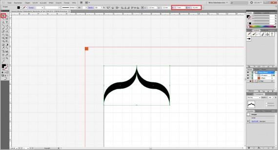 Freitagstutorial: Muster-Visitenkarte in Adobe Illustrator (10)
