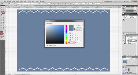 Freitagstutorial: Muster-Visitenkarte in Adobe Illustrator (12)
