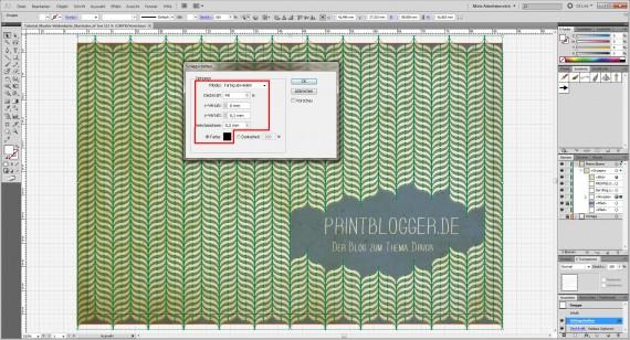 Freitagstutorial: Muster-Visitenkarte in Adobe Illustrator (17)