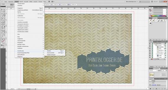 Freitagstutorial: Muster-Visitenkarte in Adobe Illustrator (18)