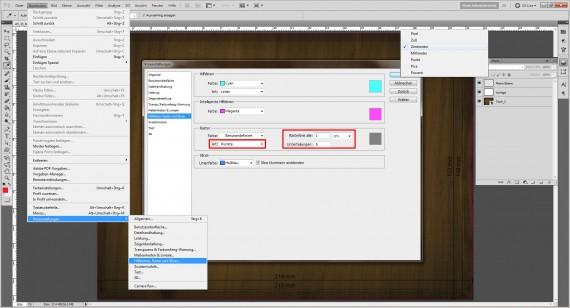 Freitagstutorial: Scrabble-Text in Adobe Photoshop (3)